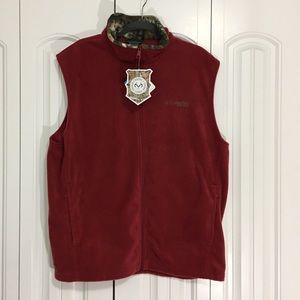 Columbia PHG Fleece Vest XL